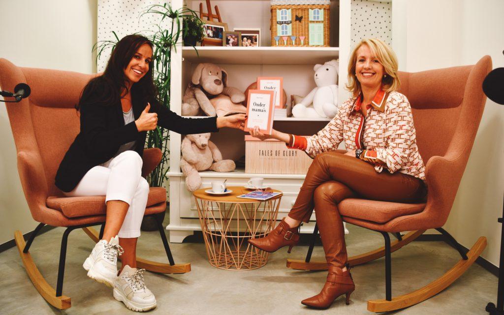 Ann Ven Elsen en Sonia Pypart, Podcast advies scheiden